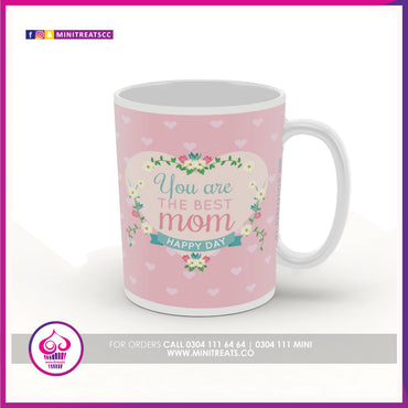 You are the Best Mom Mug
