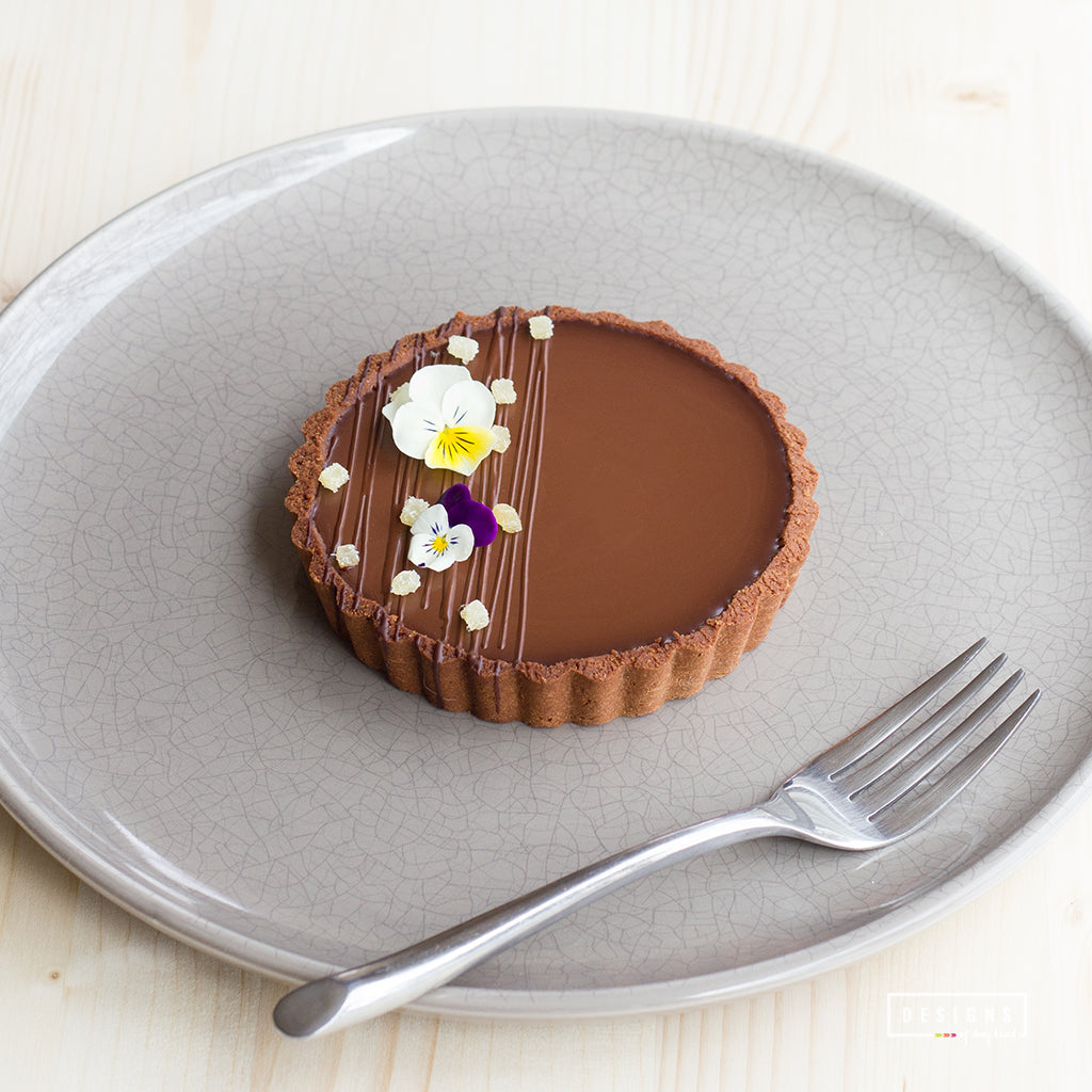 Belgian Chocolate Tart