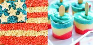 Salute These Patriotic Memorial Day Sweets