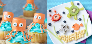 Make These Amazing Ocean Animal Desserts to Celebrate World Oceans Day