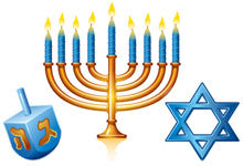 Hanukkah at CandyDirect.com