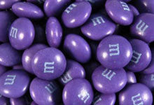 Purple Candy at CandyDirect.com