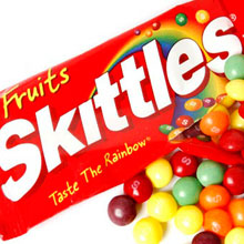 Skittles at CandyDirect.com