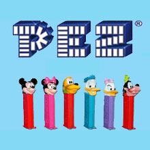 Pez at CandyDirect.com