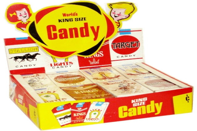 Candy Cigarettes Sold on Amazon
