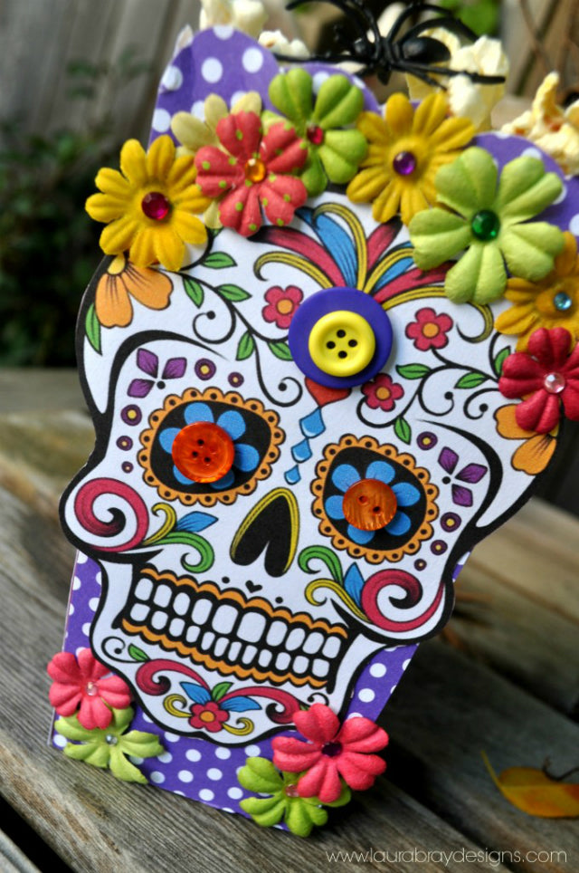Day of the Dead (Dia de Los Muertos) or Book of Life Party Ideas