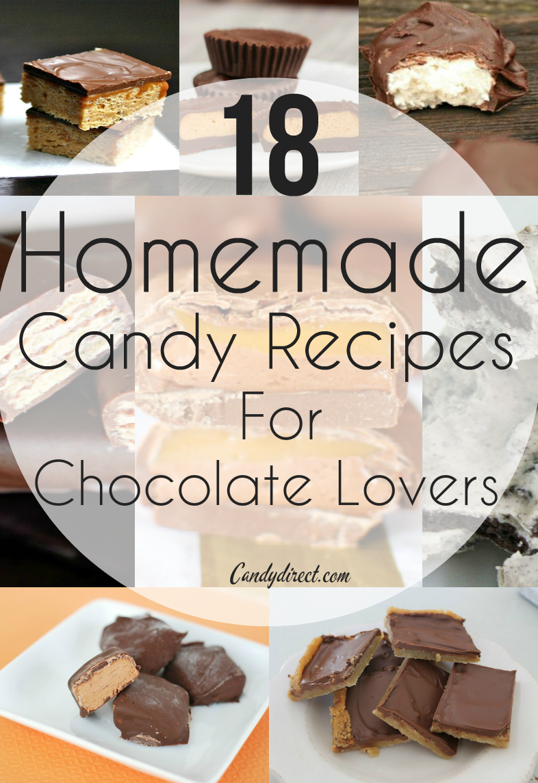 18 Copycat Candy Recipes For Chocoholics