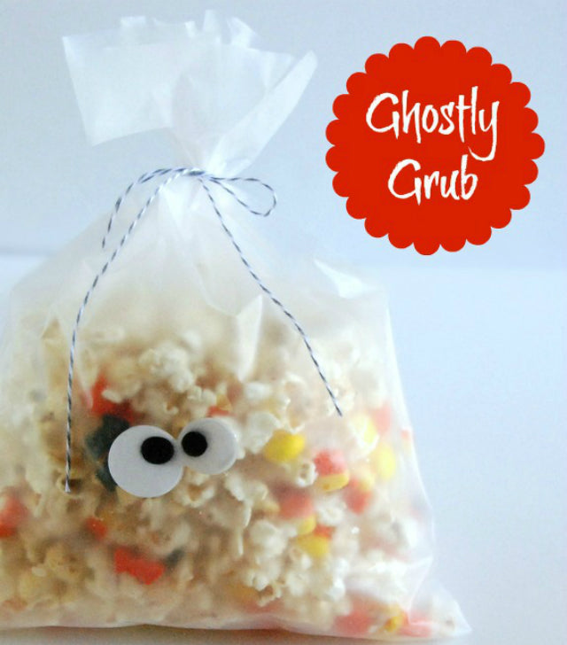 13 Spooky and Creative DIY Halloween Classroom Treat Bag Ideas