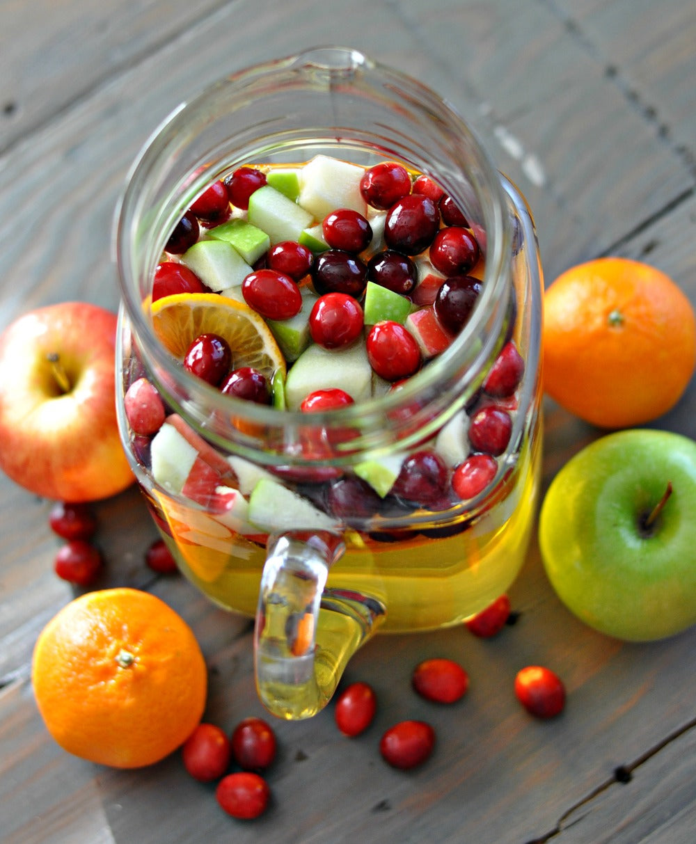 Thanksgiving sangria