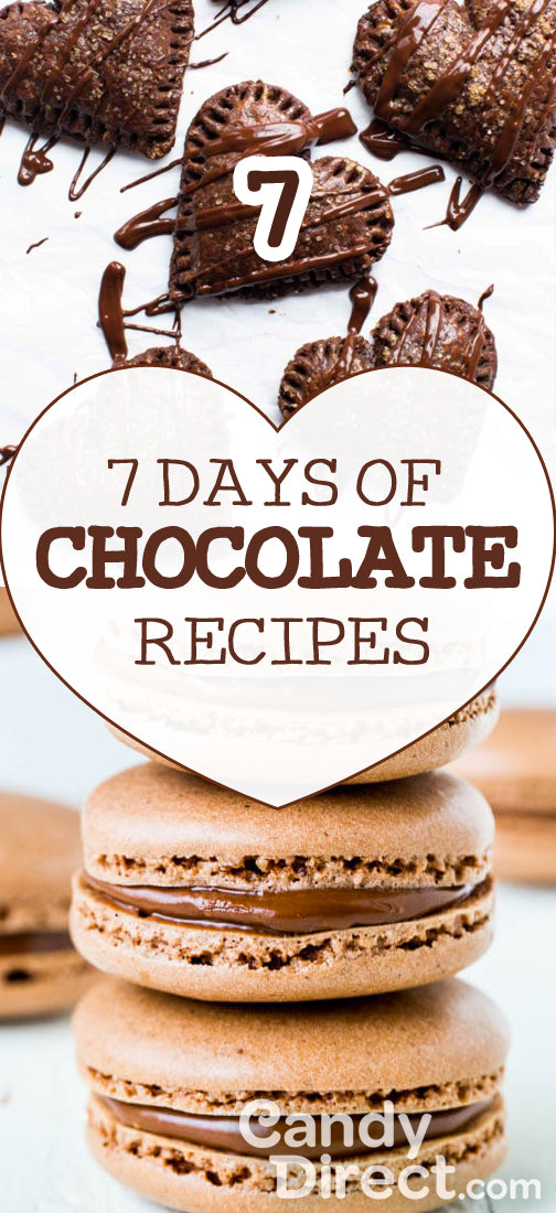 Chocolate Recipes for Chocolate Week