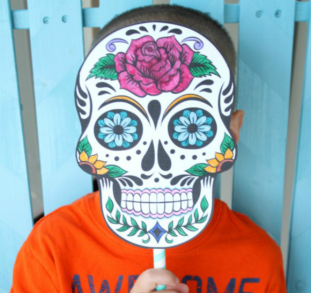 Day Of The Dead Party Ideas Candydirectcom