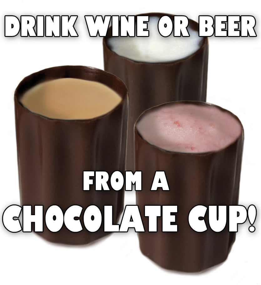 chocolate cordial cups