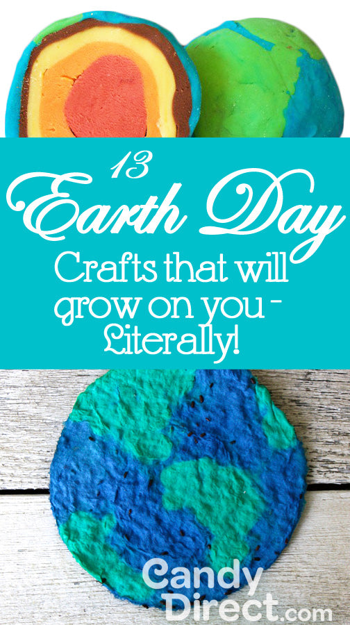 Earth Day DIY Crafts