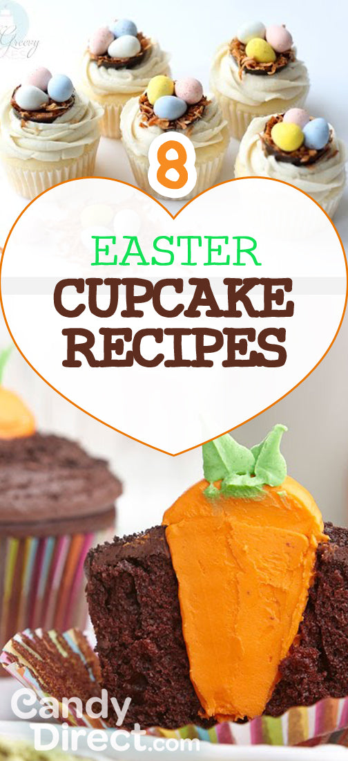 Easter Bunny Cupcake Recipes