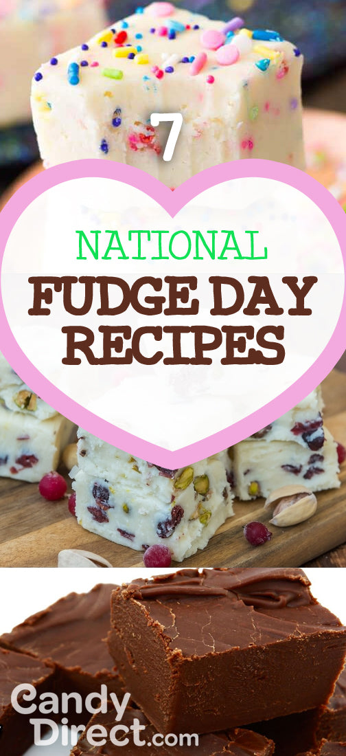Fudge Recipes National Fudge Day
