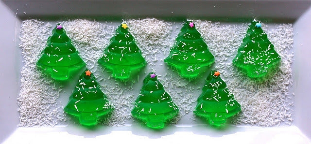 Jello Shot Trees