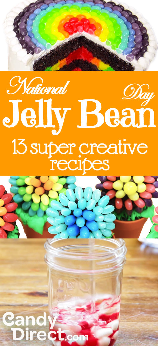 jelly bean recipes creative