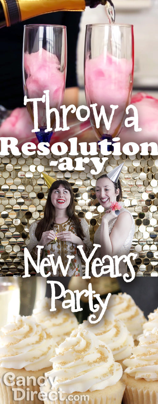 Throw a Resolutionary New Years Party
