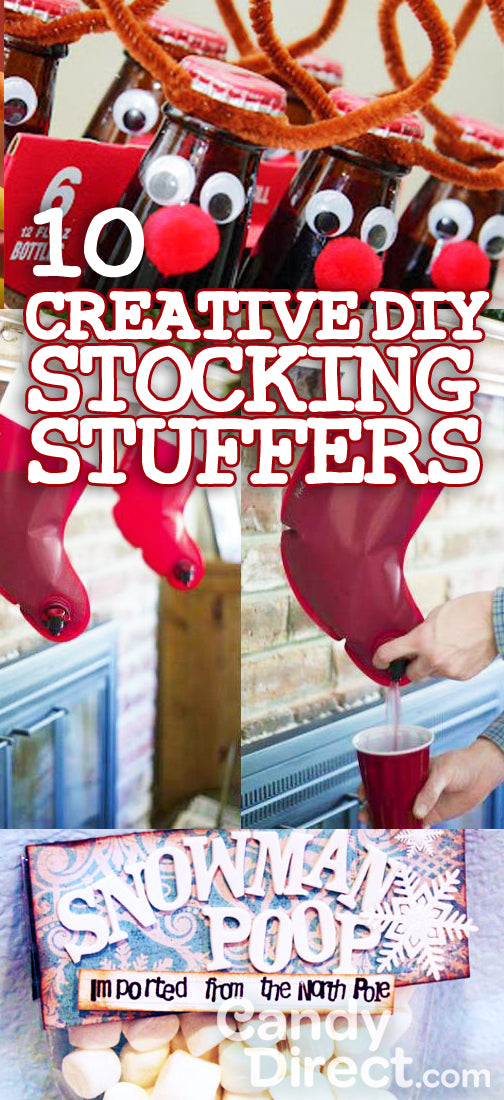 Stocking Stuffers DIY