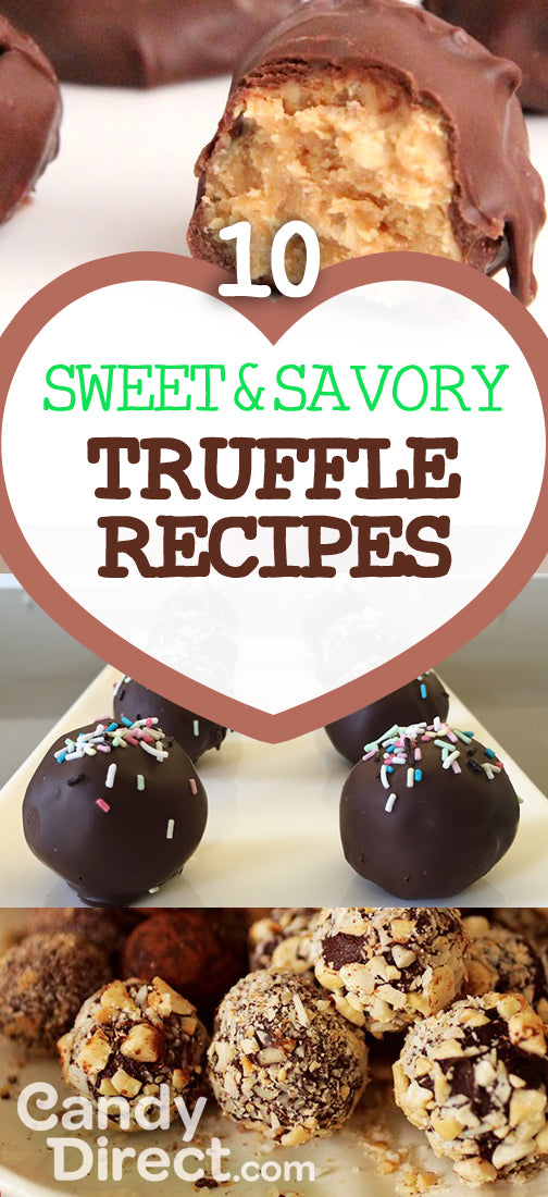 Truffle Recipes for National Truffles Day