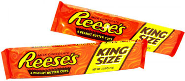 Reese's Peanut Butter Cups - King-Size 24ct