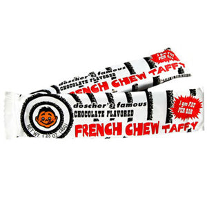 French Chew Taffy Chocolate - 1.62oz 24ct