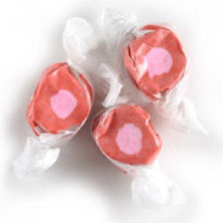 Cherry Taffy - 3lb Bulk