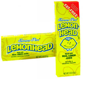 Lemonheads - 2.35oz Boxes 24ct