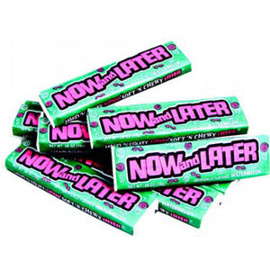 Watermelon Now & Later - 24ct