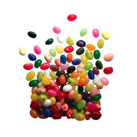Gimbals Assorted Jelly Beans - 10lb