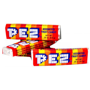 Pez Refills - 12ct - Asst. Fruits
