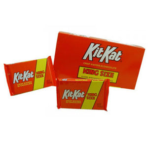 Kit Kat Bars - King-Size 24ct
