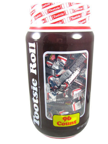 Tootsie Rolls - Large 96ct Tub