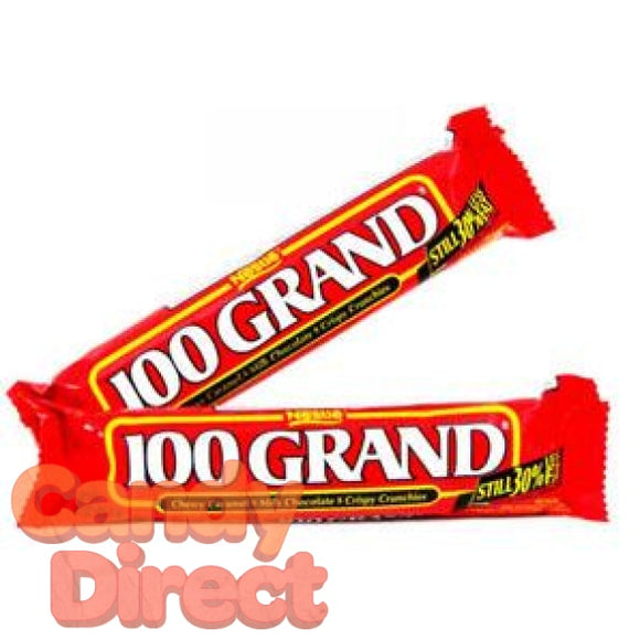 100 Grand Bars - 36Ct Bulk Candy