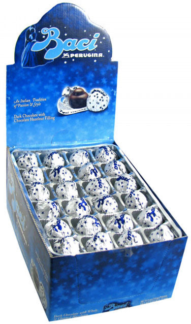 Perugina Baci Dark Chocolate & Hazelnut - 96ct