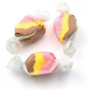 Banana Split Taffy - 3lb Bulk