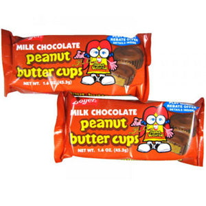 Chocolate Peanut Butter Cups - 24ct