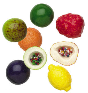 Fruit Shakers Bubble Gum Balls - 850ct