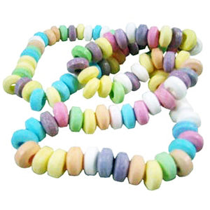 Candy Necklace - Unwrapped 100ct