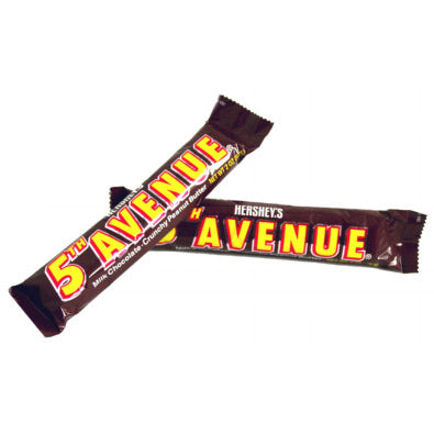 Fifth Avenue Bars - 2oz 18ct