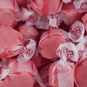 Strawberry Salt Water Taffy - 5lb