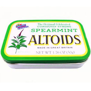 Spearmint Altoids Mints - 12ct