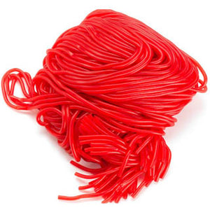 Red Licorice Laces - 15lb