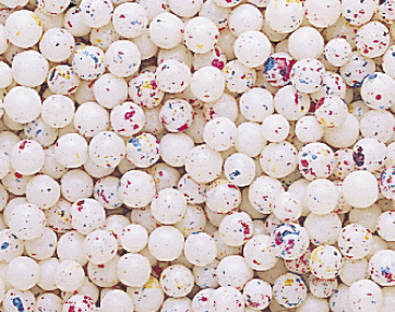 Splattered Micro Jawbreakers - 10lb