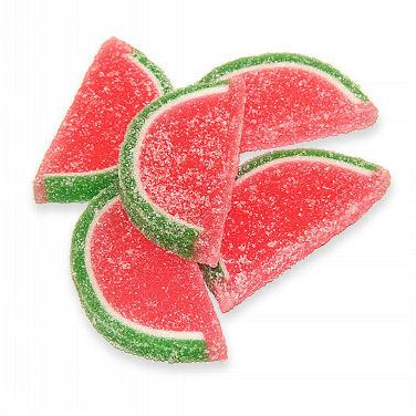 Watermelon Fruit Slices - Unwrapped 5lb Bag