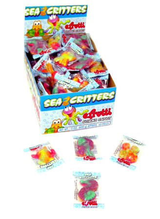 Gummi Sea Critters - 60ct Display Box