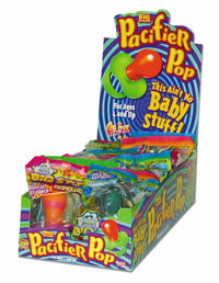 Pacifier Pops - 12ct Display Box