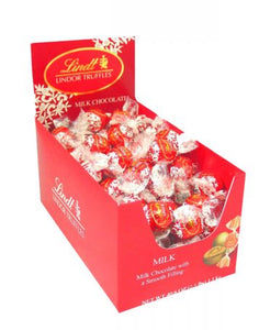 Lindt Lindor Truffles - Milk Chocolate 120ct