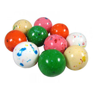 Assorted Bubble Gum Balls 1-inch - 14.66lb Case