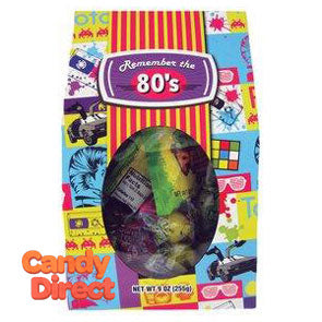 1980's Retro Candy Mix 9oz - 6ct